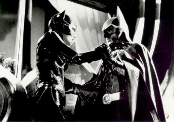 资料图片:影片《蝙蝠侠归来》剧照(3)