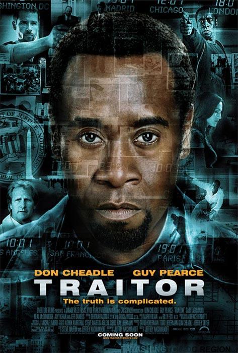 08最新惊悚大片《叛国者》DVD中英双字幕迅雷下载