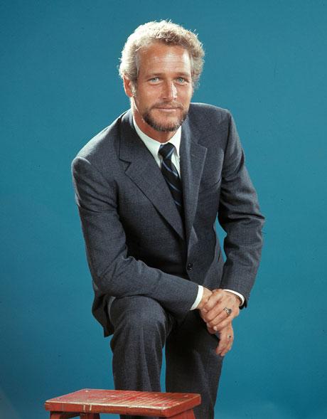 资料图片:1976年51岁的保罗-纽曼
