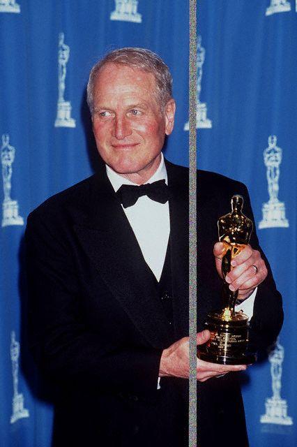 资料图片:1994年保罗-纽曼获奥斯卡人道主义奖