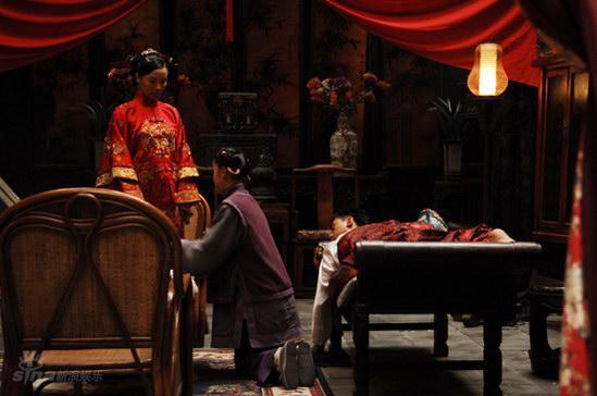 资料图片:《中国往事》第二批剧照(44)