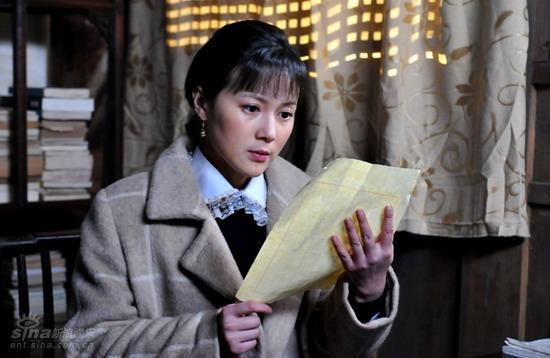 资料图片:《七十七封》--范艳饰韩冰清青年(1)
