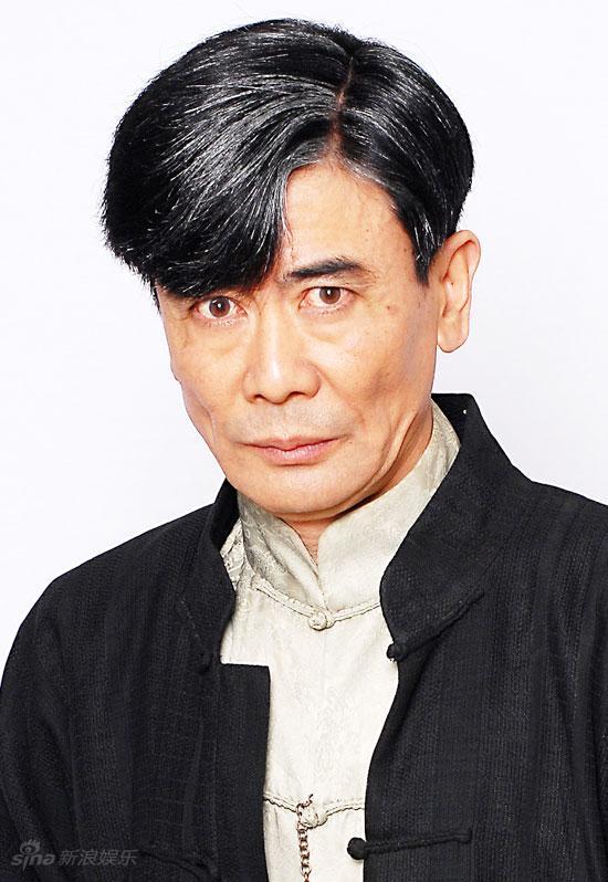 资料图片:《新一剪梅》主演--张国庆饰朱奎安