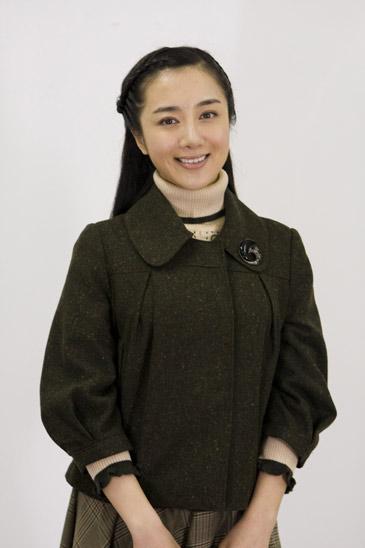 资料图片:电视剧《圣堂风云》李依晓饰宋晓荷