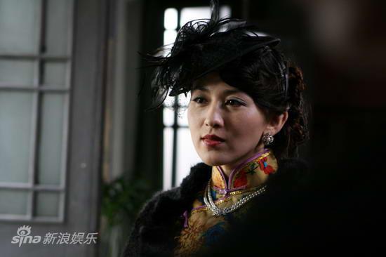 资料图片:电视剧《上海迷案-1937》剧照(3)