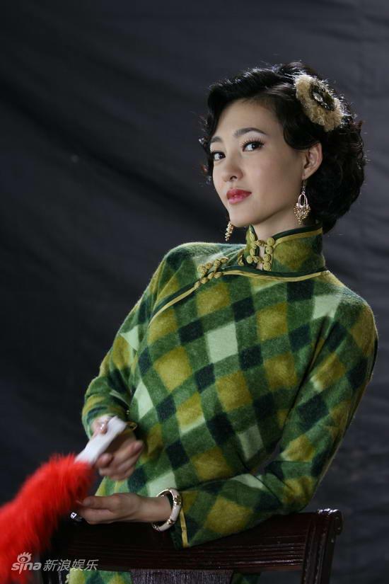 资料图片:《上海迷案-1937》精彩剧照(27)