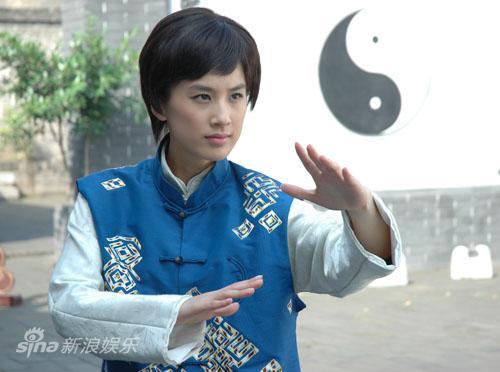资料图片:《广府太极传奇》精彩剧照(6)
