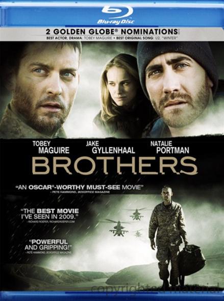 战争片《兄弟》DVD蓝光发行讲述战火中人生
