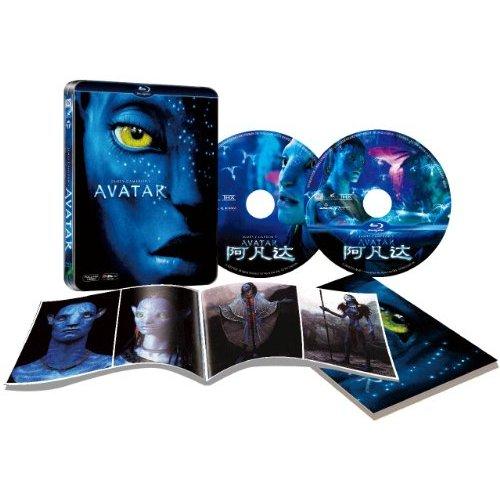 《阿凡达》蓝光及DVD发行版本及配置详解(组图)