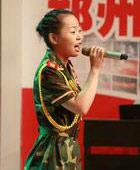 郑州-戎装女歌手