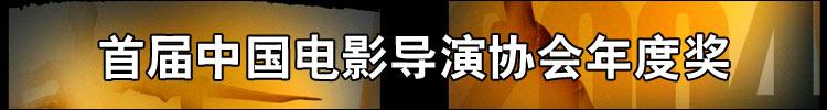 首届中国电影导演协会年度奖