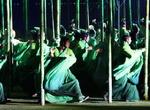 竹林舞的演员