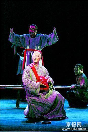 《秀才与刽子手》杀回北京人偶同台说世态风情