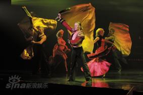 资料图片:舞蹈《燃烧地板》-精彩剧照(22)