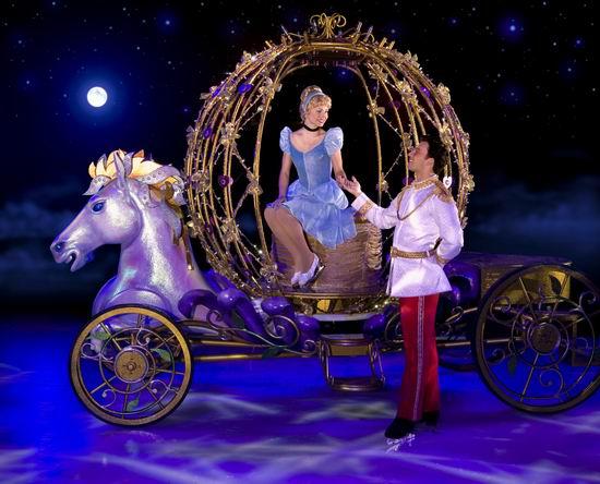 迪士尼冰上世界年末再次登陆上海舞台_影音娱乐_新浪网