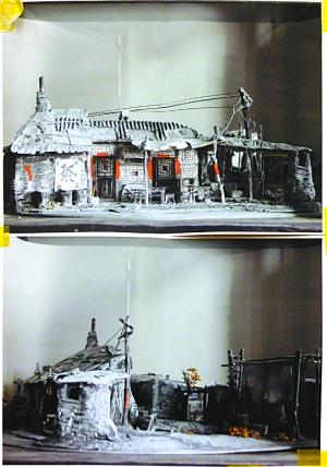 新《龙须沟》台上飘雪首次连排再现南城旧貌