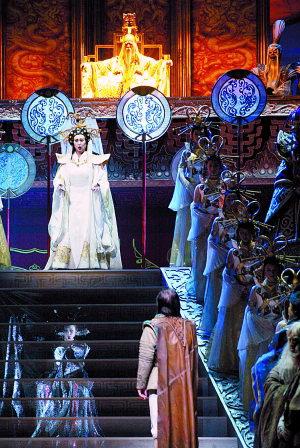 大剧院首届歌剧节四月启动(图)