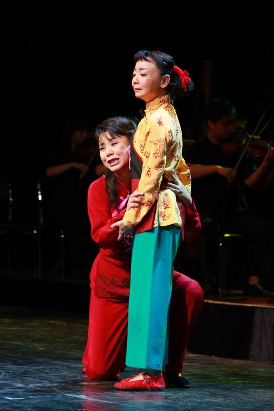 国庆献礼演出剧目:歌剧《党的女儿》