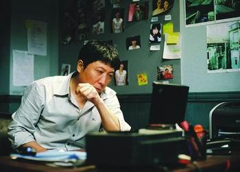 资料图片:国家话剧院男演员--韩童生