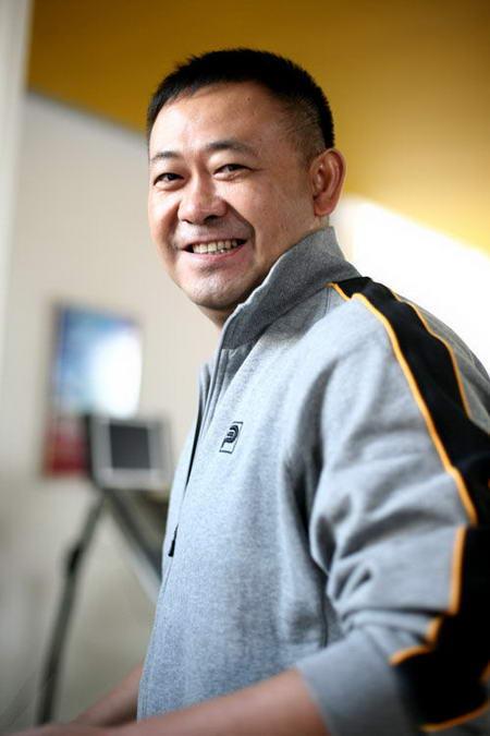 资料图片:国家话剧院男演员--姜武