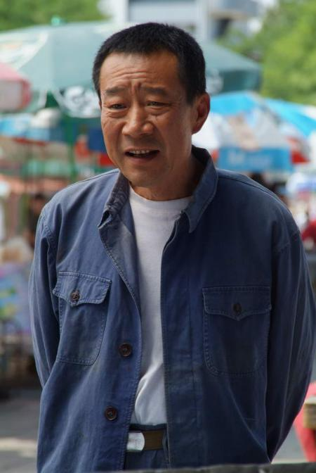 资料图片:国家话剧院男演员--李雪健