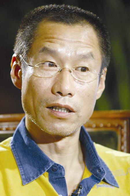资料图片:国家话剧院男演员--刘佩琦