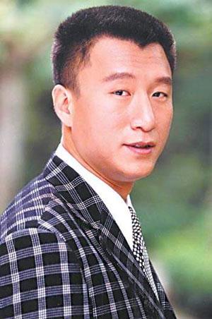 资料图片:国家话剧院男演员--孙红雷