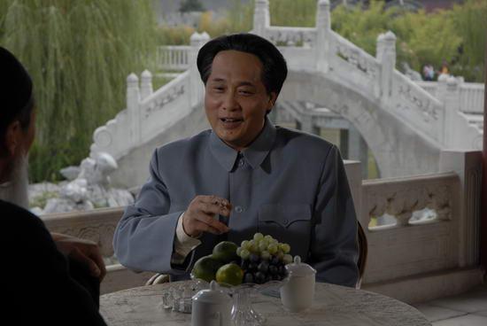 资料图片:国家话剧院男演员--王�