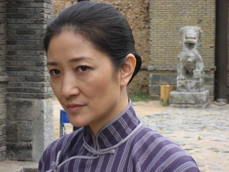 资料图片:国家话剧院女演员--王亚军