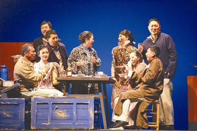 《宝岛一村》将登陆北京舞台后台都是眷村(图)