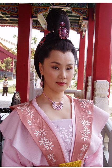 资料图片:国家话剧院女演员--白玉娟