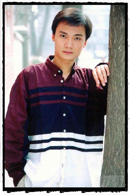 资料图片:国家话剧院男演员--蔺达诺