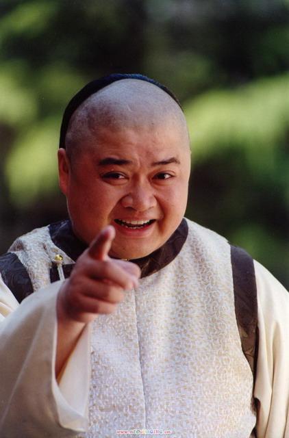 资料图片:国家话剧院男演员--闾汉彪