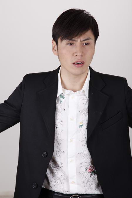 资料:话剧《有一种毒药》演员-李昊臻
