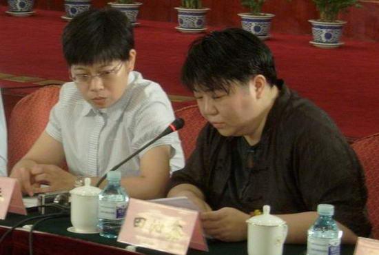 北京土著田沁鑫建言城市发展广告牌也能当名片