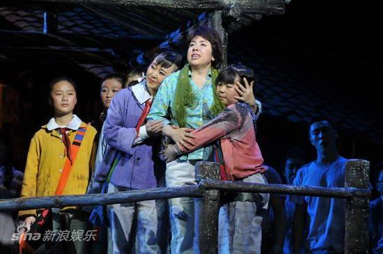 歌剧《山村女教师》教师节档期再度温暖上演