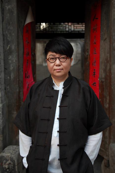 资料:明星版《四世同堂》--导演田沁鑫