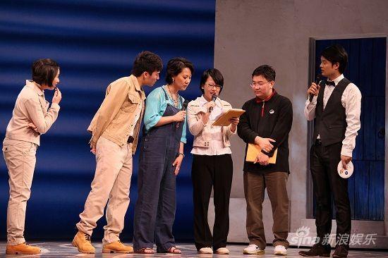 广州征集粤语台词活动的获奖者,教授演员讲广东话台词