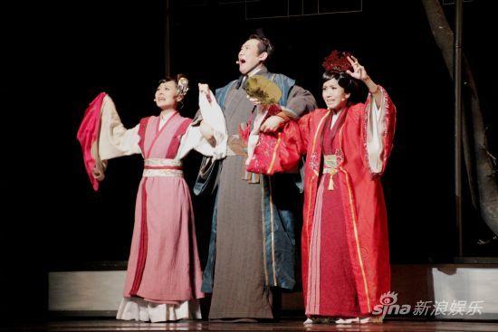 《孙飞虎抢亲》为两岸合作大型舞台剧