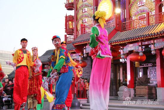 刘老根大舞台五一新增加场 原汁原味图片