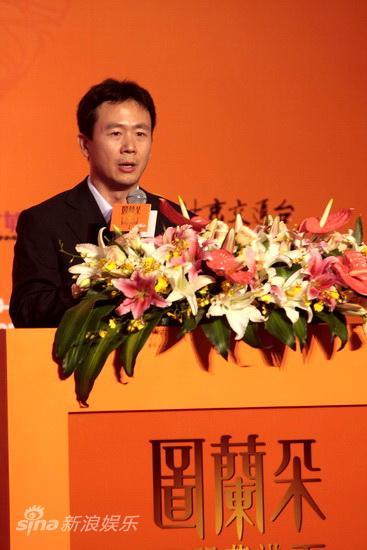 图文:《图兰朵》开票-豪思国际集团总裁叶迅