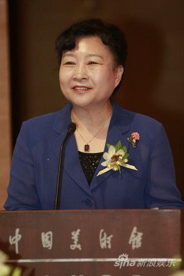 图文:澳大利亚文化年揭幕-文化部副部长赵少华