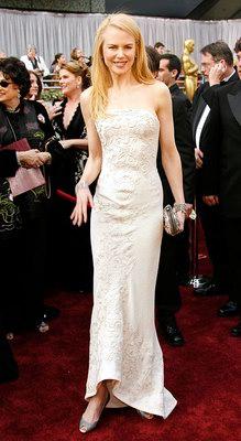 奥斯卡颁奖典礼六大看点--红地毯上谁最美