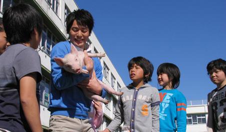 第21届东京电影节竞赛单元片单-《小猪教室》