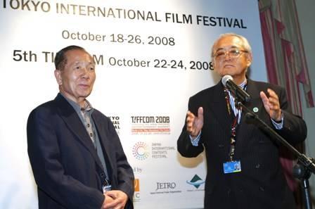 资料:第21届东京电影节主席依田巽