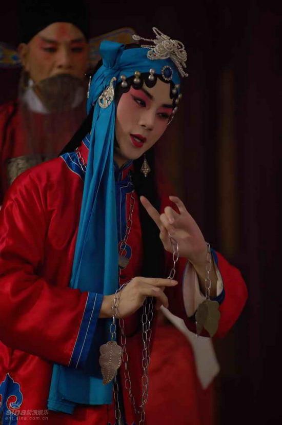 细品电影《梅兰芳》:京剧唱段流光溢彩