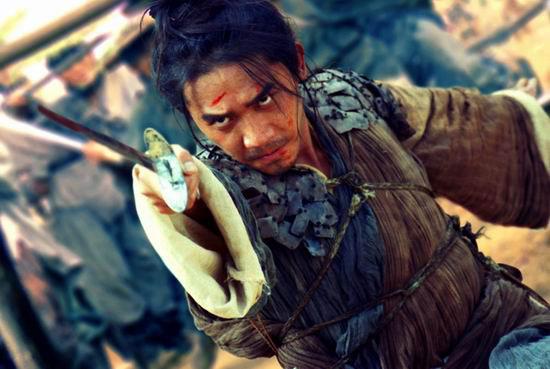 《东邪西毒终极版》主要角色解析:盲武士(图)