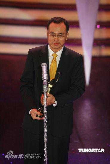 张经纬凭《音乐人生》获新晋导演奖