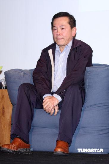资料:安乐电影剧本征集大赛评委-主席江志强