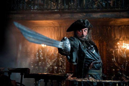 海盗黑胡子